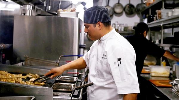 Học nghề Bếp
