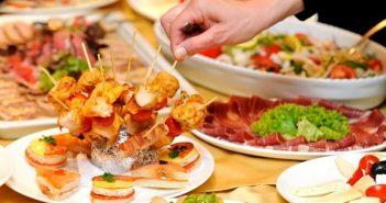 Cách trình bày món ăn hấp dẫn