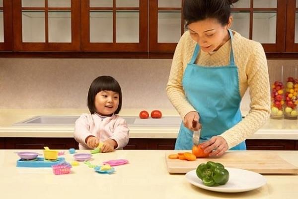 chương trình dạy nấu ăn gia đình