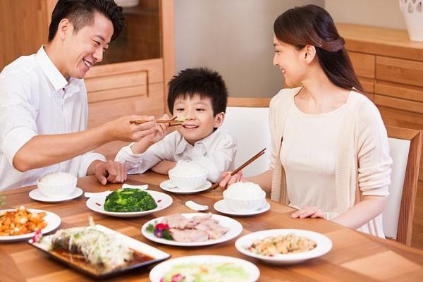 dạy nấu ăn gia đình