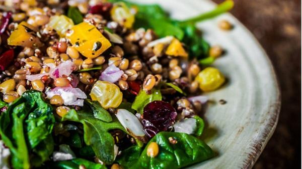 lợi ích ăn chay