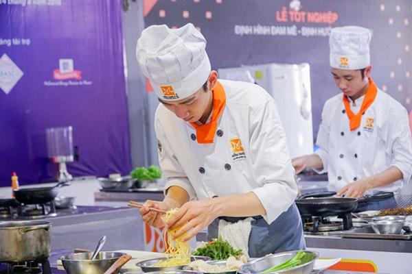 trường dạy nấu ăn ở đà nẵng