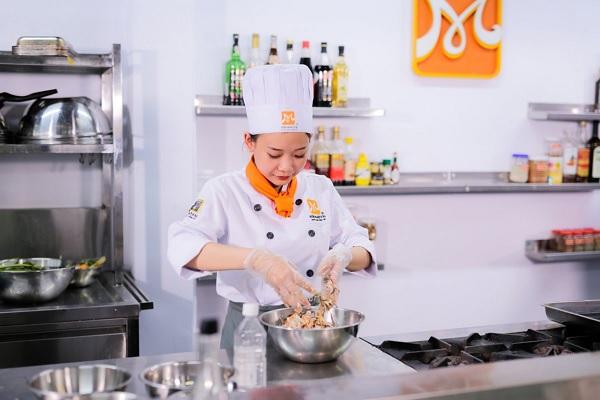 Chương trình dạy nấu ăn rất đa dạng