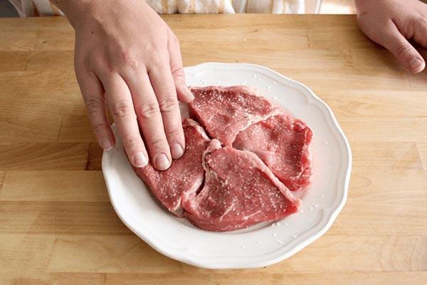 cách làm bò bít tết kiểu mỹ