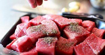 thịt bò kho tiêu ngon