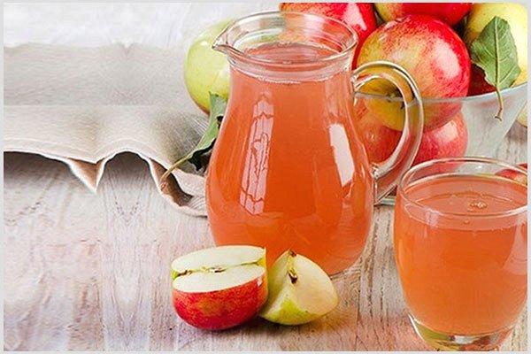 cách làm nước ép táo