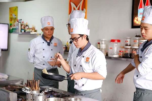 học viên Nguyễn Đăng Khoa