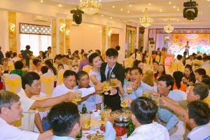 dịch vụ tổ chức tiệc