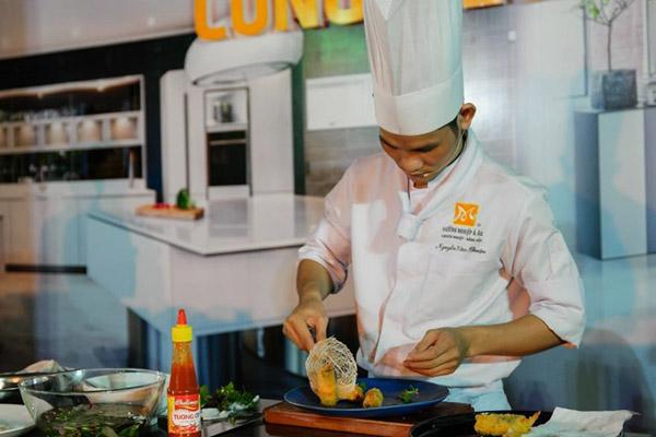 lương nghề đầu bếp