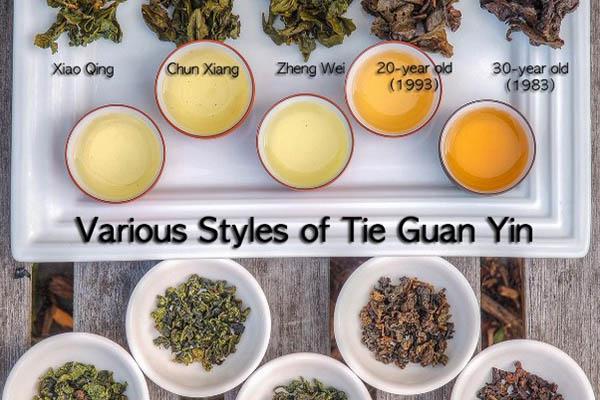 trà thiết quan âm trung quốc