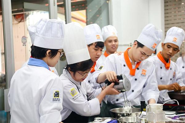 trường dạy nấu ăn tại hà nội