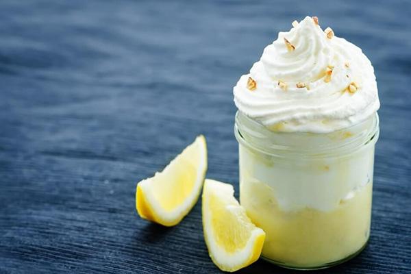 whipping cream là gì