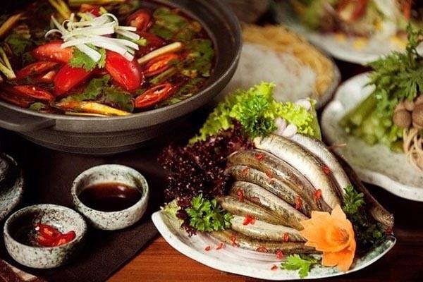 cách nấu lẩu cá kèo lá giang