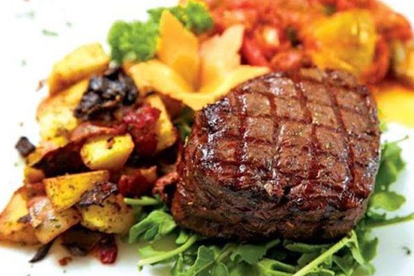 ướp thịt bò nướng cục