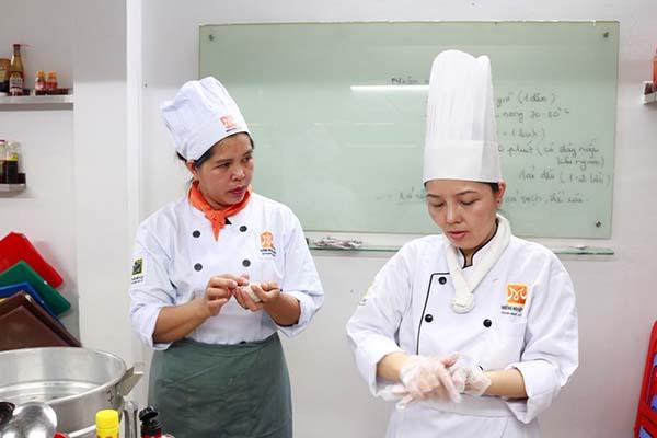 dạy nấu xôi