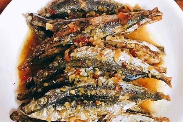các món ngon từ cá biển