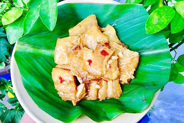 món ngon từ cá dứa