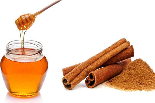 cách uống bột quế mật ong