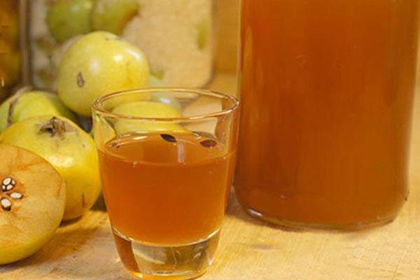 cách làm giấm táo hữu cơ