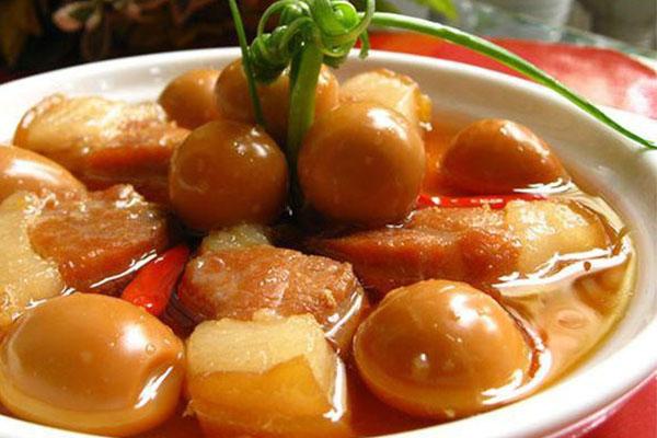 thịt kho tàu món ngon ngày tết miền nam