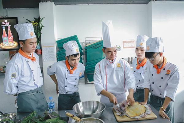 học nấu các món dê mở quán